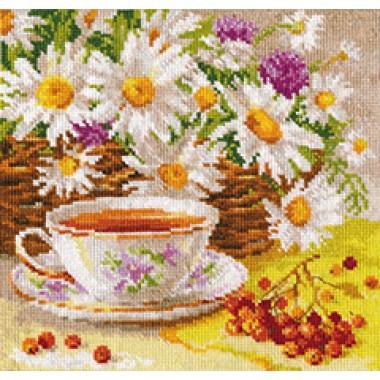 """Набор для вышивки Алиса 5-13 """"Полуденный чай"""""""