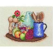 """Набор для вышивки Anchor PCE758 """"Кухня"""""""