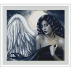 """Набор для вышивания Luca-S B362 """"Соблазнительный ангел"""""""