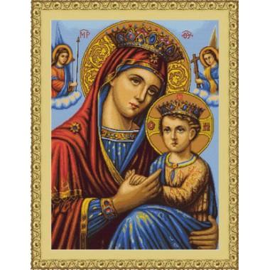 """Набор для вышивания Luca-S B428 """"Икона Божьей Матери"""""""