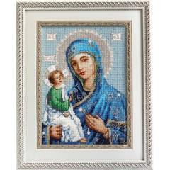 """Набор для вышивки Luca-S BR114 """"Икона Иерусалимской Божией Мат"""""""