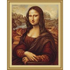 """Набор для вышивки Luca-S G416 """"Мона Лиза"""""""