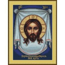 """Набор для вышивки Luca-S G420 """"Нерукотворный образ Иисуса Христа"""""""