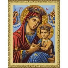 """Набор для вышивки Luca-S G428 """"Икона Божьей Матери"""""""
