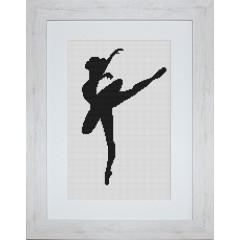 """Набор для вышивки Luca-S B2273 """"Балерина"""""""