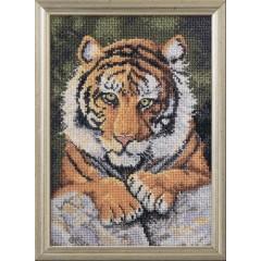 """Набор для вышивания Bucilla 45475 """"Бенгальский тигр"""""""