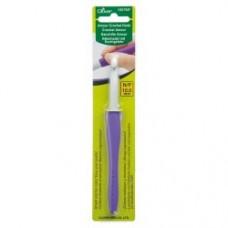 Акриловый крючок для вязания с мягкой ручкой Amour Clover Япония 10.0мм Art 1057/NP