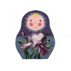 """Набор для вышивания Collection D'Art 5049 Подушка """"Sweetie Pie"""""""