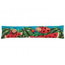 """Набор для вышивания Collection D'Art 5168 Подушка """"Water melon"""""""