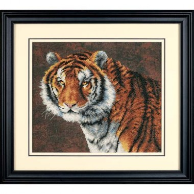 """Набор для вышивки Dimensions 03236 """"Тигр"""""""