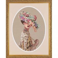 """Набор для вышивки Dimensions 03823 """"Викторианская элегантность"""""""