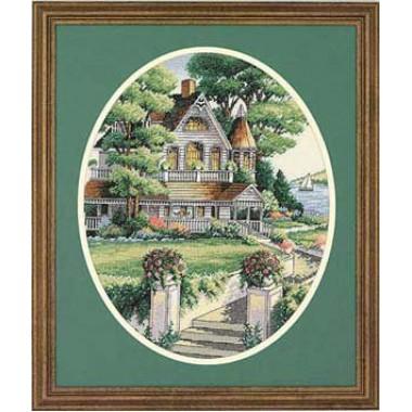 """Набор для вышивки Dimensions 03874 """"Викторианский дом"""""""