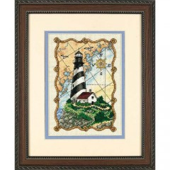 """Набор для вышивки Dimensions 06779 """"Свет для моряков"""""""