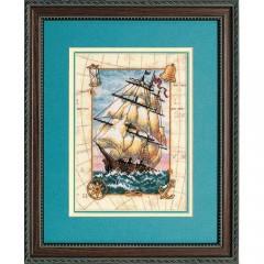 """Набор для вышивки Dimensions 06847 """"Морской вояж"""""""