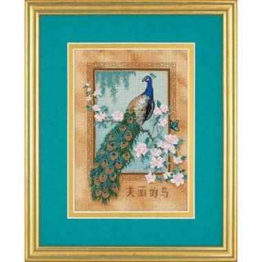 """Набор для вышивки крестом Dimensions 06870 """"Прекрасная птица"""""""