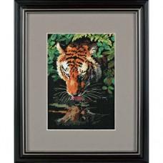 """Набор для вышивки Dimensions 06961 """"Роскошный тигр"""""""