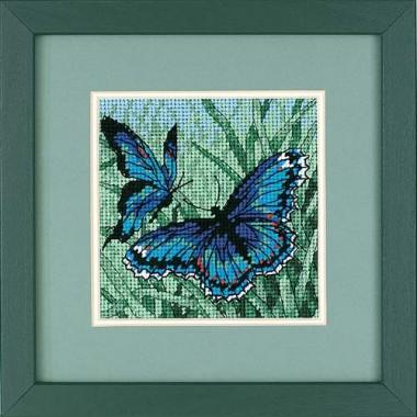 """Набор для вышивки Dimensions 07183 """"Пара бабочек"""""""