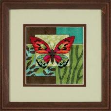 """Набор для вышивки Dimensions 07222 """"Образ бабочки"""""""