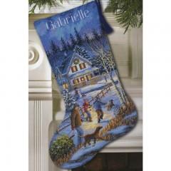 """Набор для вышивки Dimensions 08805 """"Рождественское веселье"""""""