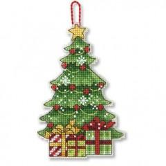 Набор для вышивки крестом Dimensions 70-08898 Дерево. Украшение