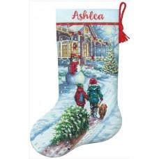 Набор для вышивки Dimensions 70-08995 Рождественская традиция