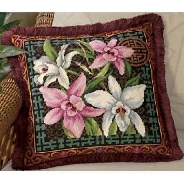 "Набор для вышивки Dimensions 12171 ""Орхидеи"""