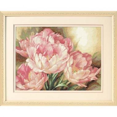 """Набор для вышивки Dimensions 35175 """"Трио тюльпанов"""""""