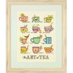"""Набор для вышивки Dimensions 70-35335 """"Искусство чая"""""""
