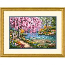 Набор для вышивки Dimensions 35374 Вишня в цвету