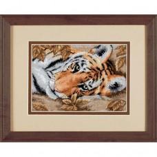 """Набор для вышивки Dimensions 65056 """"Притягательный тигр"""""""
