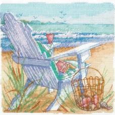 """Набор для вышивки Dimensions 70-65102 """"Морской пейзаж"""""""