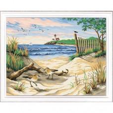 """Набор для рисования Dimensions 91078 """"Пляжные красоты"""""""