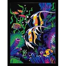 """Набор для рисования Dimensions 91123 """"Подводный мир"""""""