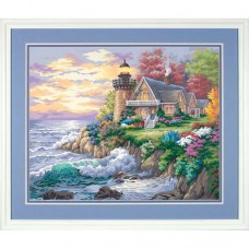 "Набор для рисования Dimensions 91129 ""Дом у маяка"""