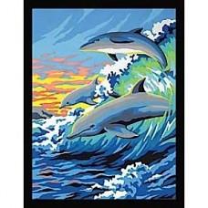 """Набор для рисования Dimensions 91135 """"Дельфины"""""""