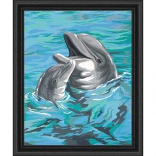 """Набор для рисования Dimensions 91148 """"Два дельфина"""""""