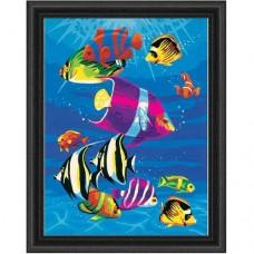 """Набор для рисования Dimensions 91167 """"Тропическое море"""""""
