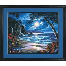 "Набор для рисования Dimensions 91185 ""Рай в лунном свете"""