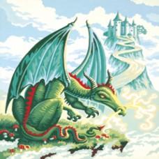 """Набор для рисования Dimensions 91294 """"Земля драконов"""""""