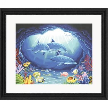 """Набор для рисования Dimensions 91302 """"Подводный рай"""""""