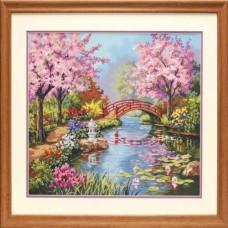 "Набор для рисования Dimensions 91415 ""Японский сад"""