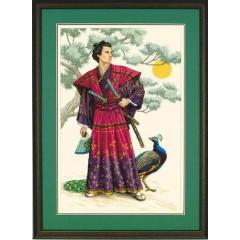 "Набор для вышивки Dimensions 03881 ""Самурай"""