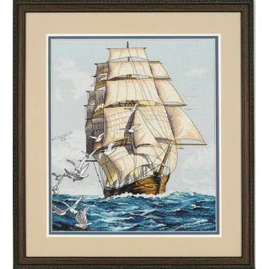 """Набор для вышивки Dimensions 03886 """"Морское путешествие"""""""