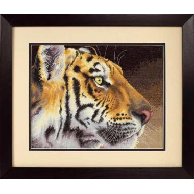 """Набор для вышивки Dimensions 35171 """"Величественный тигр"""""""