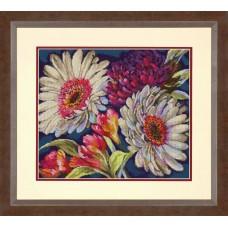 Набор для вышивки Dimensions 70-35399 Потрясающие цветы