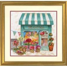 Набор для вышивки Dimensions 70-35401 Цветочный магазин