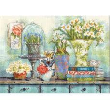 Набор для вышивки Dimensions 70-65194 Дары сада