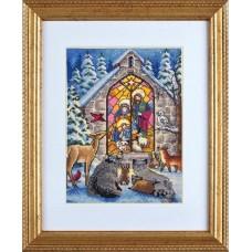 Набор для вышивки Dimensions 8787 Святое Рождество