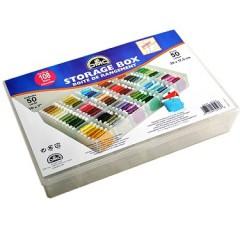 Коробка-органайзер DMC для бобин + 50 бобин 6118/6