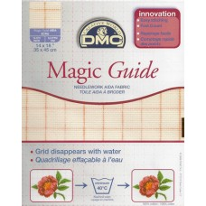 Канва Magic Aida DMC 50х75 см экрю